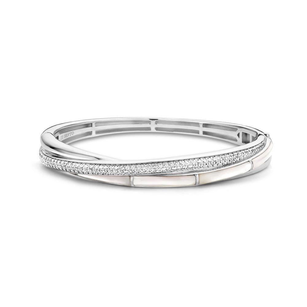 Ti Sento Milano 2869MW zilveren armband