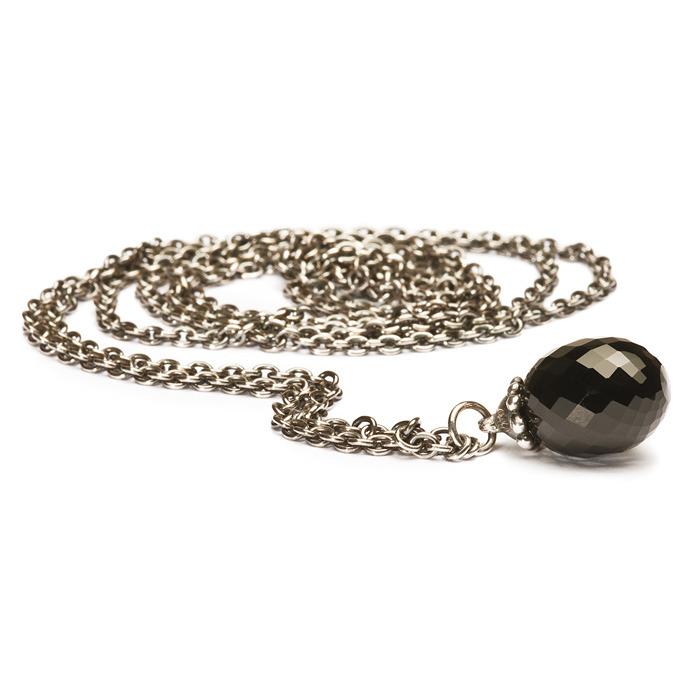 Trollbeads TAGFA-00004 zilveren collier 90 mm