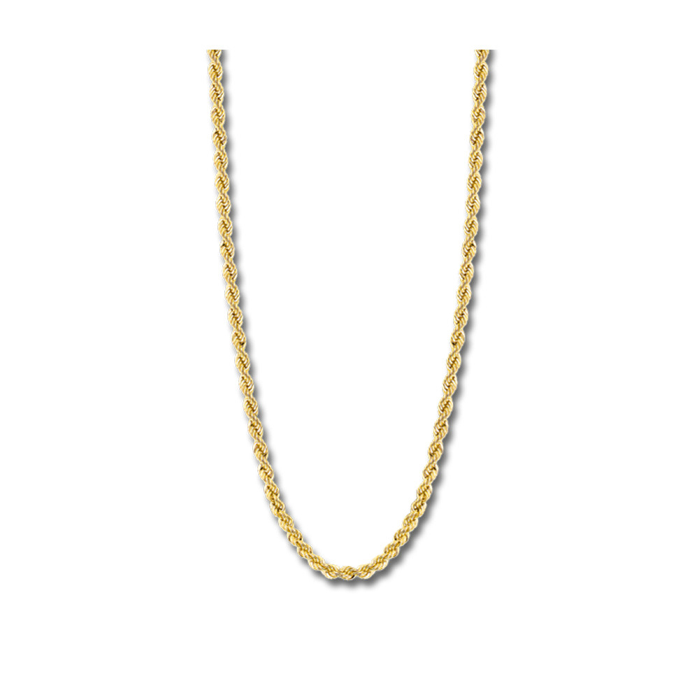 Mi Moneda NEC-02-SOP-60 SILVER GOLD PLATED SOPRANO COLLIER