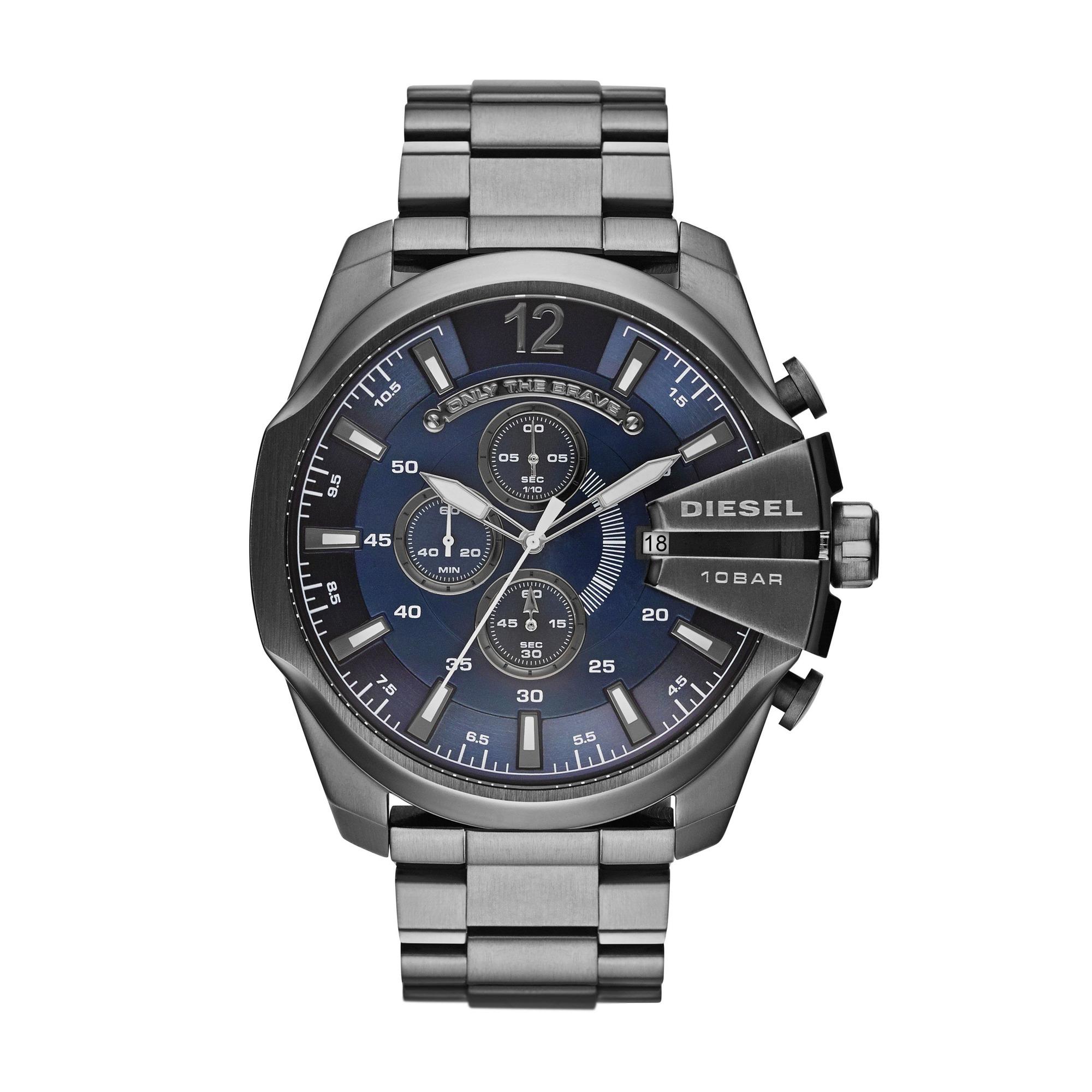 Diesel DZ4329 Mega Chief Horloge Chrono 51 mm