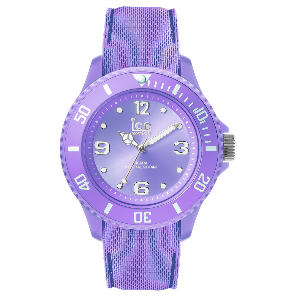 Ice-Watch IW014235 ICE Sixty Nine - Silicone - Purple - Medium horloge