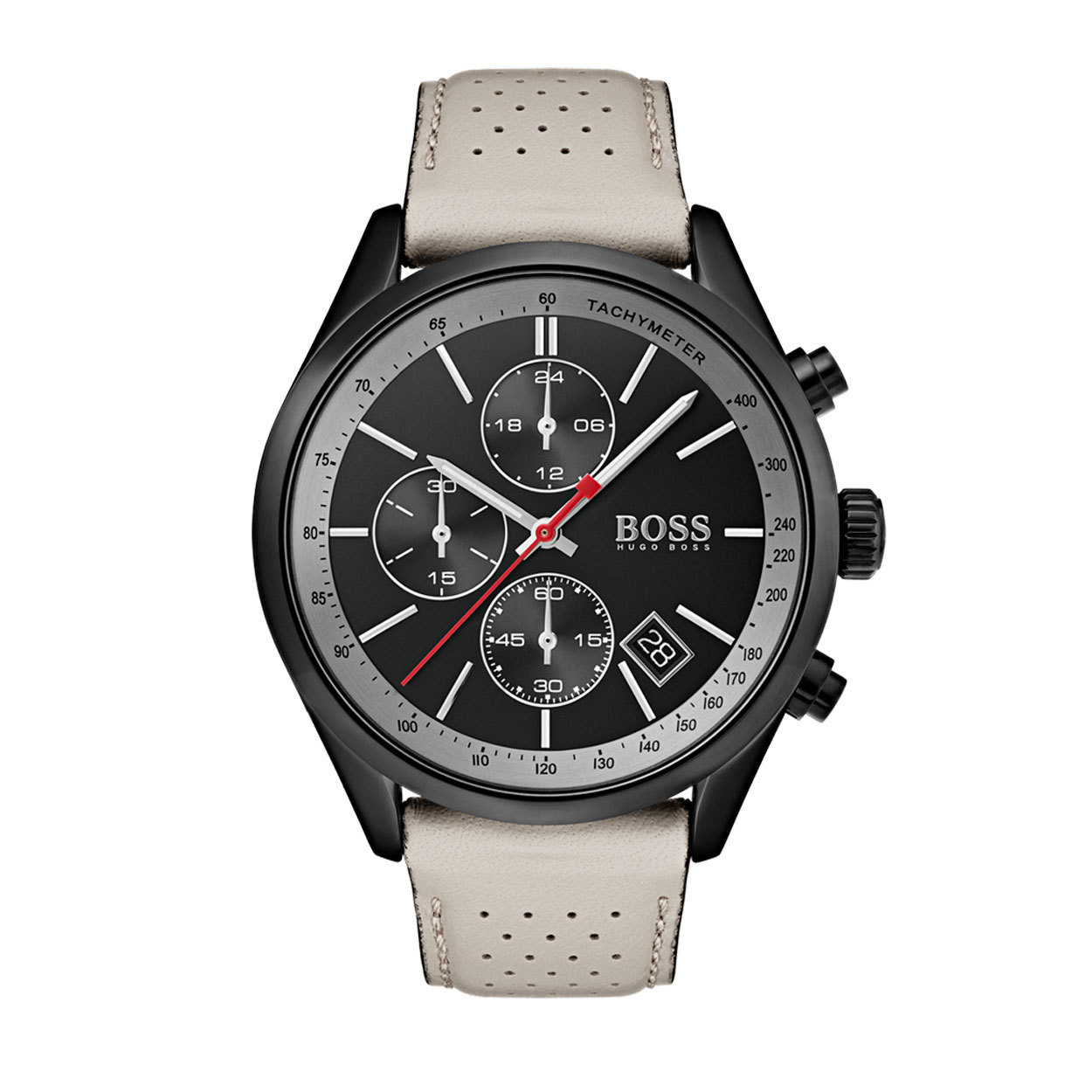 Hugo Boss HB1513562 Grand Prix Herenhorloge chrono 44 mm