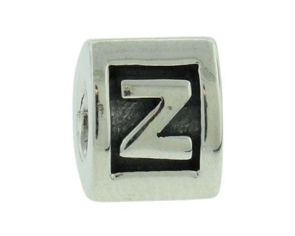 Pandora bedel zilver letter 'Z' 790323-Z