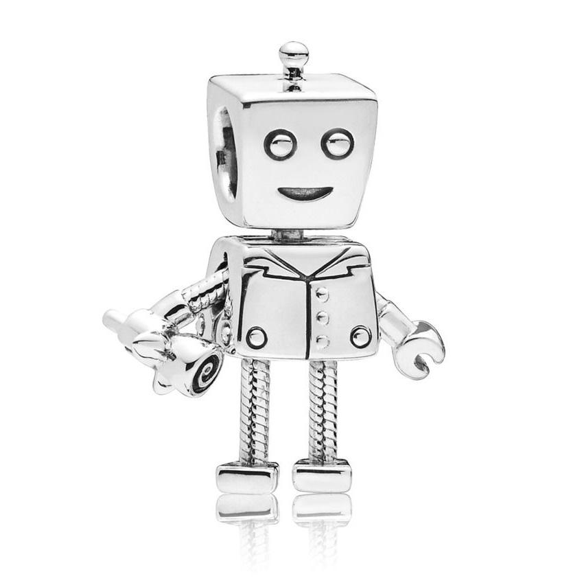 Pandora 797819 Bedel zilver Rob Bot