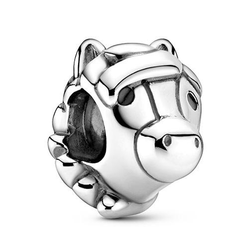 Pandora 799074C00 Bedel Paard zilver