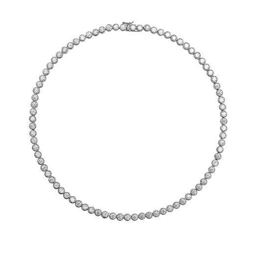 Diamonfire Collier zilver 803.0069.43