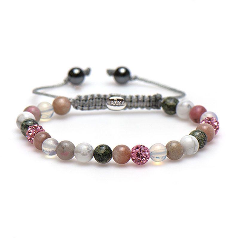 Karma 83404 Armband XS Spiral Precious Pink 16,5-19 cm