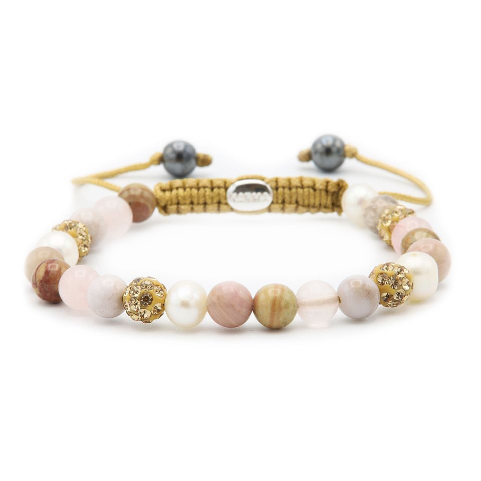 Karma 83608 Armband XS Spiral Soft Pearls 16,5-19 cm