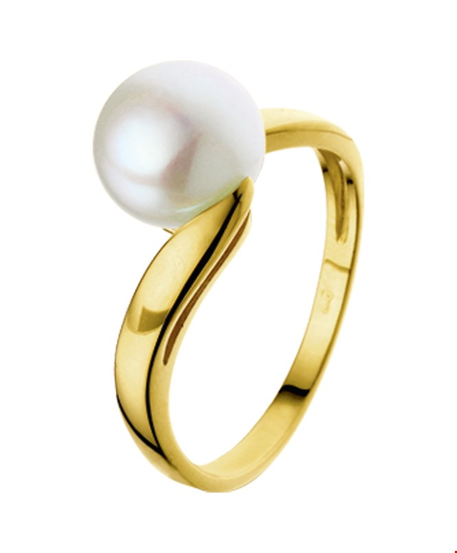 Selected Jewels gouden ring