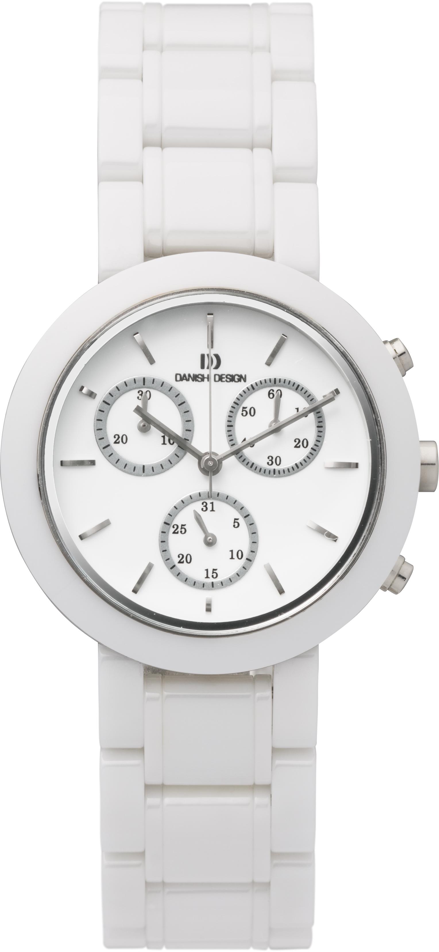 Danish Design Horloge 36 mm Ceramic IV62Q860