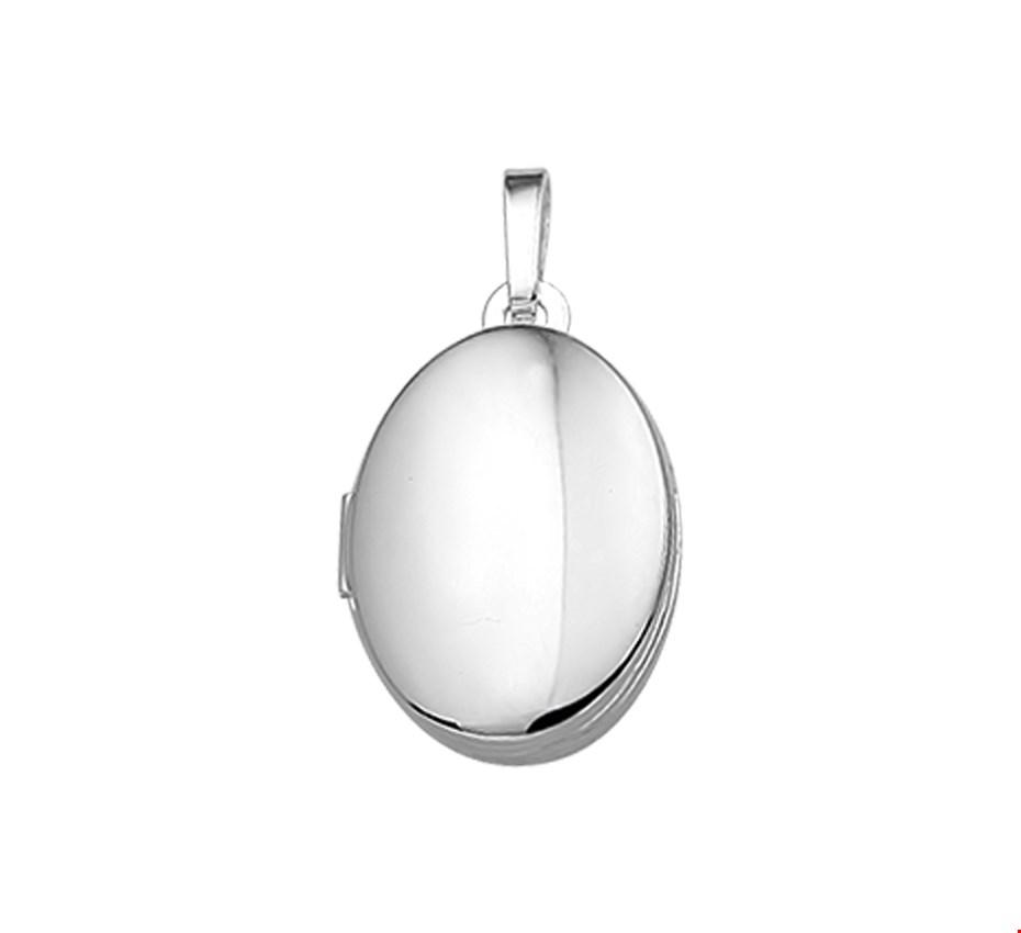 TFT Medaillon Zilver Glanzend 15,0 mm x 11,0 mm