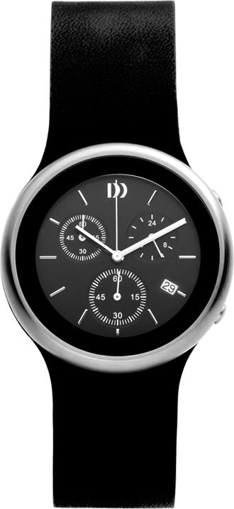 Danish Design Horloge 36,5 mm Stainless Steel IV13Q892