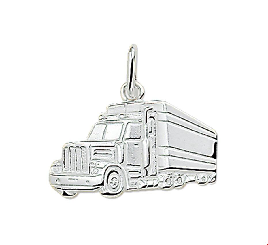 TFT Hanger Zilver Amerikaanse Truck