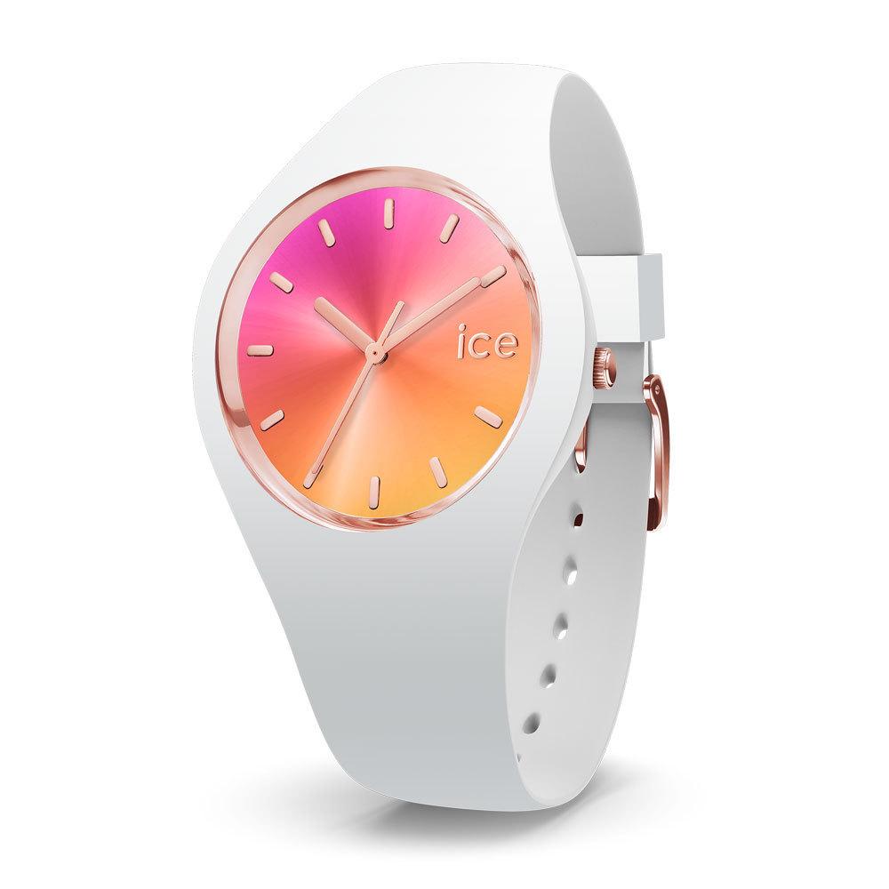 Ice-Watch IW016049 ICE Sunset California White Small 34 mm horloge