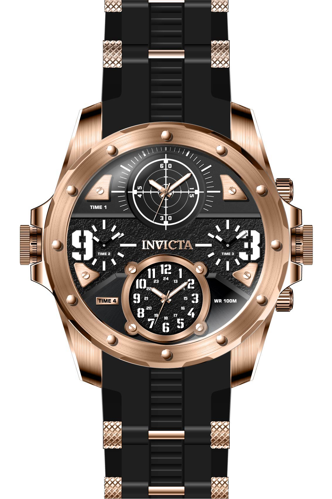 Invicta Coalition Forces 31142 Herenhorloge