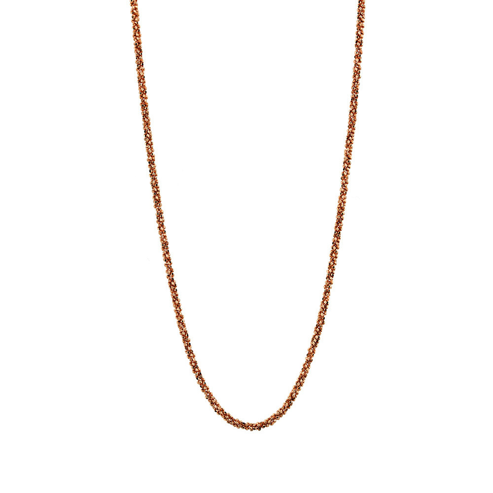 Mi Moneda NEC-03-DES-80 Destello Rose collier