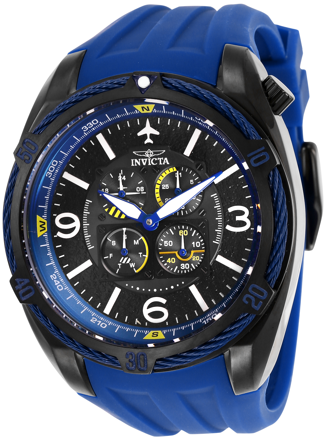 Invicta Aviator 28077 Herenhorloge