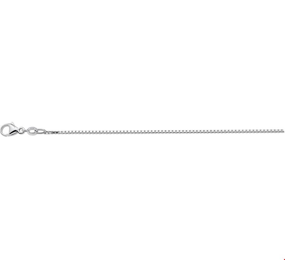 TFT Zilveren Ketting Venetiaans 1,1 mm x 50 cm