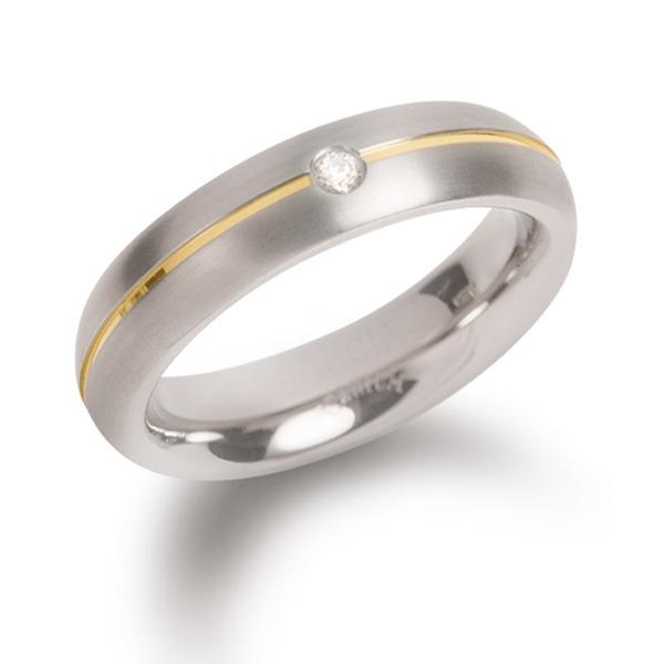 Boccia 0130 06 ring Maat 53 is 17mm