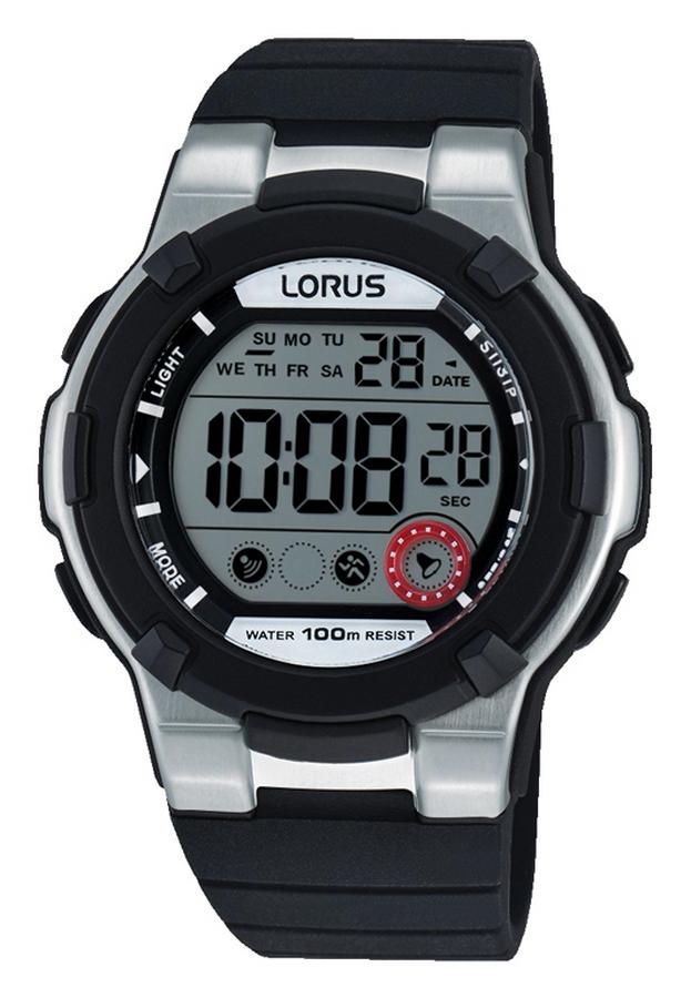 Lorus Herenhorloge Digitaal R2353KX9