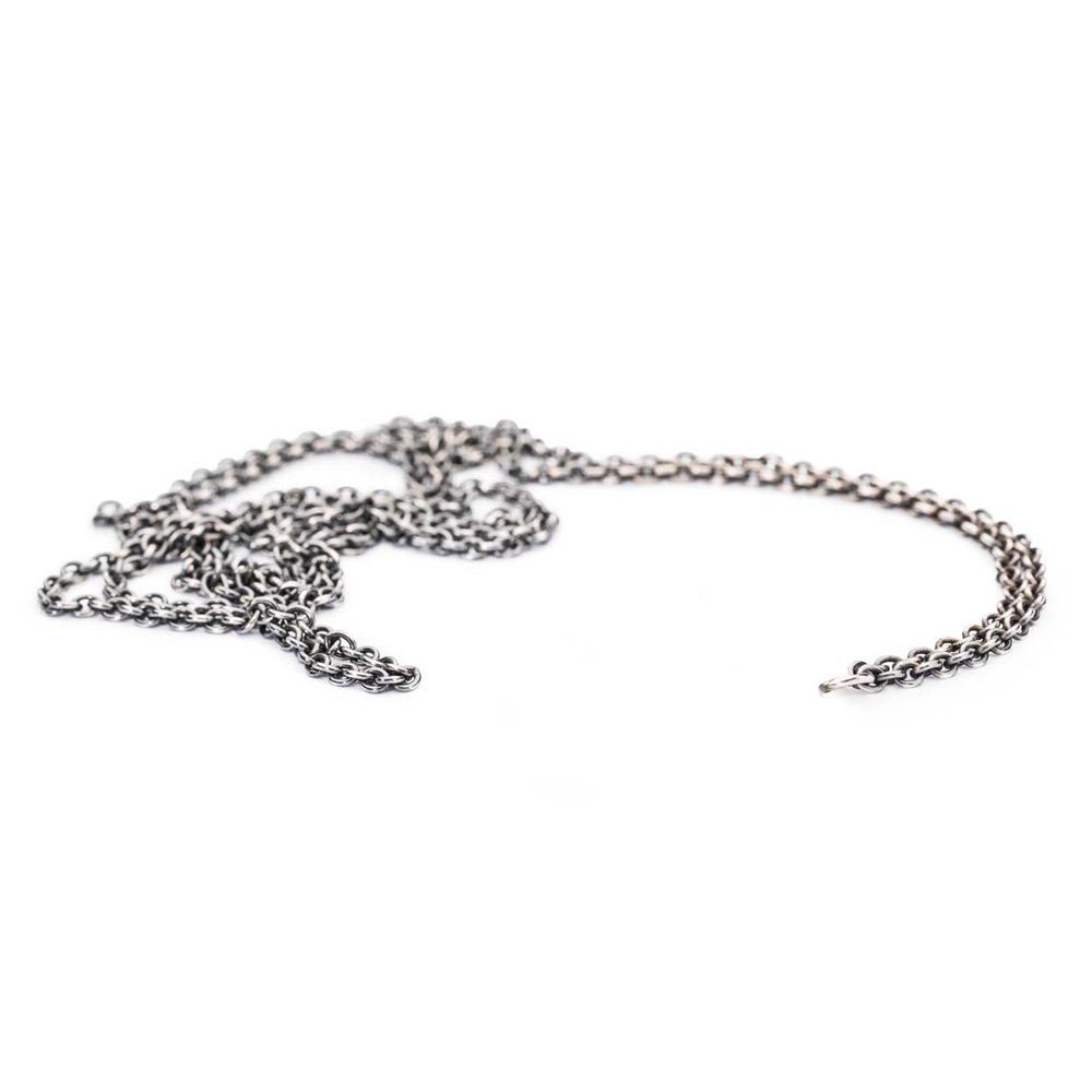Trollbeads TAGFA-00044 Ketting Fantasy verwisselbaar zilver (zonder slotje) 100 cm