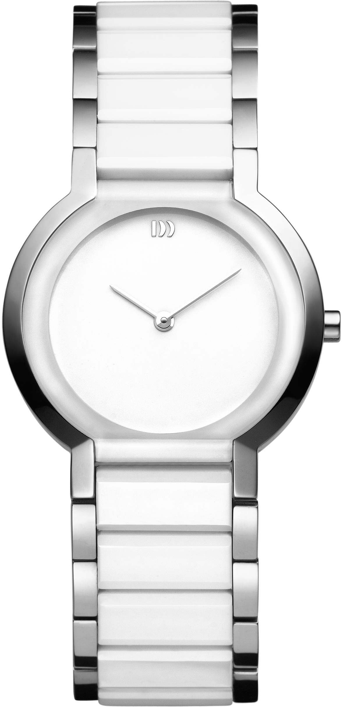 Danish Design Horloge 35 mm Stainless Steel IV62Q967