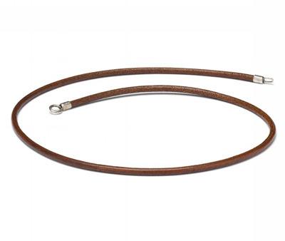 Trollbeads TLENE-00001 Ketting leder bruin (zonder slotje) 42 cm