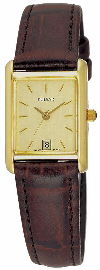 Pulsar Pxq364X - Horloge - Bruin