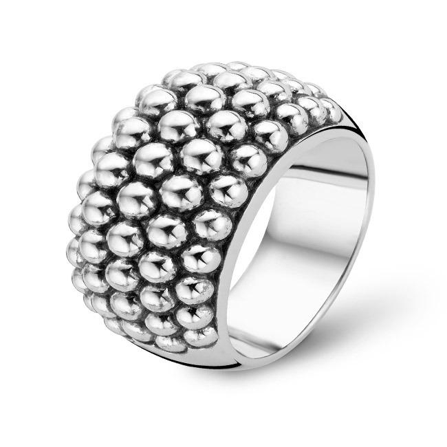 TI SENTO Milano 1792SI Ring zilver Maat 60