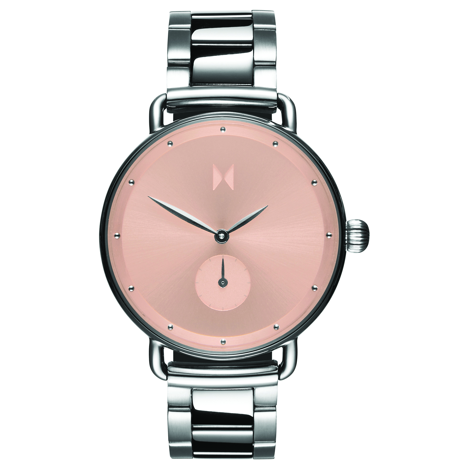 MVMT D-FR01-S RVS Zilverkleurig Bloom Horloge 36mm