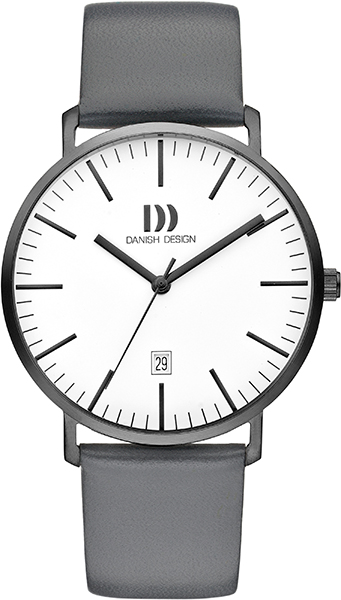 Danish Design Horloge 39 mm Stainless Steel IQ12Q1237