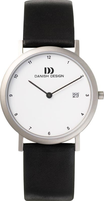 Danish Design Horloge 34 mm Titanium IQ12Q272