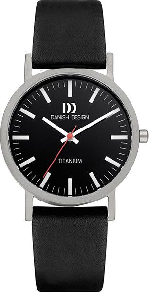 Danish Design Horloge 35 mm Titanium IQ13Q199