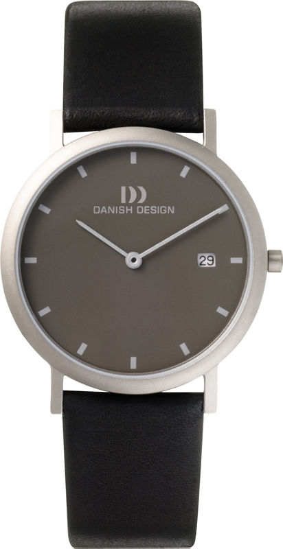 Danish Design Horloge 34 mm Titanium IQ13Q272