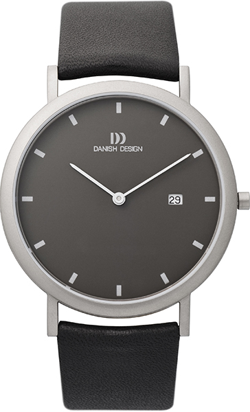 Danish Design Horloge 39 mm Titanium IQ13Q881