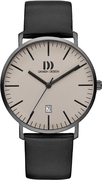 Danish Design Horloge 39 mm Stainless Steel IQ14Q1237