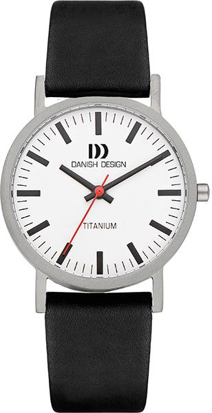 Danish Design Horloge 35 mm Titanium IQ14Q199