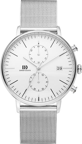 Danish Design Horloge 42 mm Stainless Steel IQ62Q975
