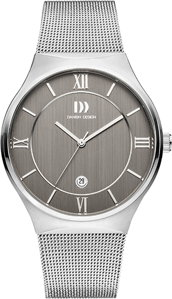 Danish Design Horloge 40 mm Stainless Steel IQ64Q1240
