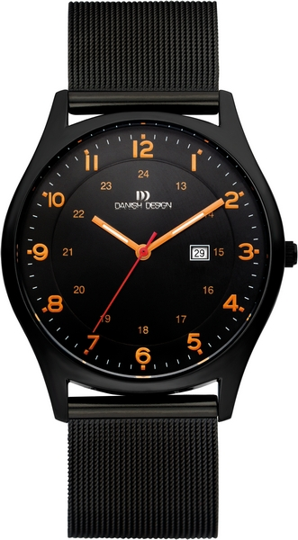 Danish Design Horloge 38 mm Titanium IQ64Q956