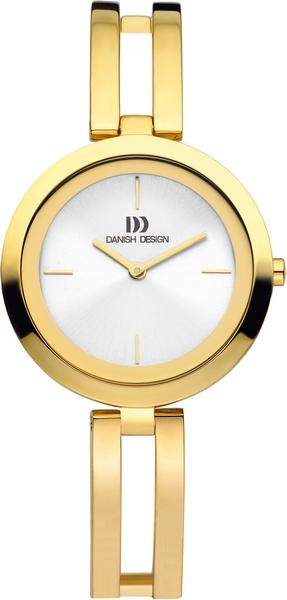 Danish Design IV05Q1088 Horloge goudkleurig 33 mm