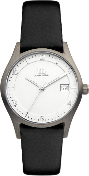 Danish Design IV12Q956 jHorloge 28 mm Titanium