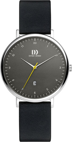 Danish Design Horloge 35 mm staal IV14Q1188