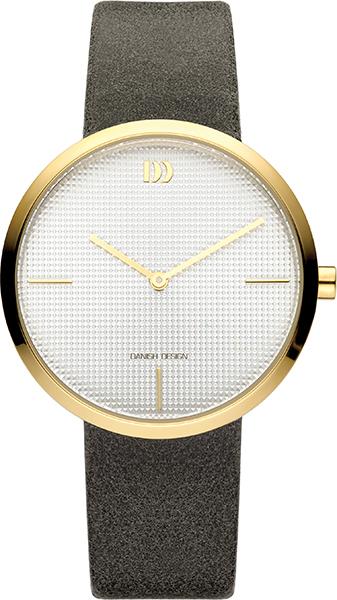 Danish Design Horloge 37 mm staal IV15Q1232