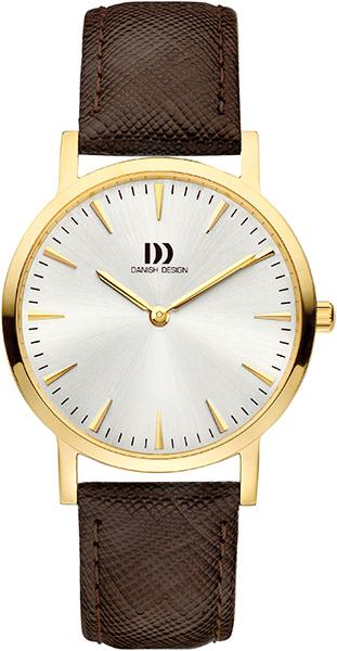 Danish Design Horloge 35 mm Stainless Steel IV15Q1235