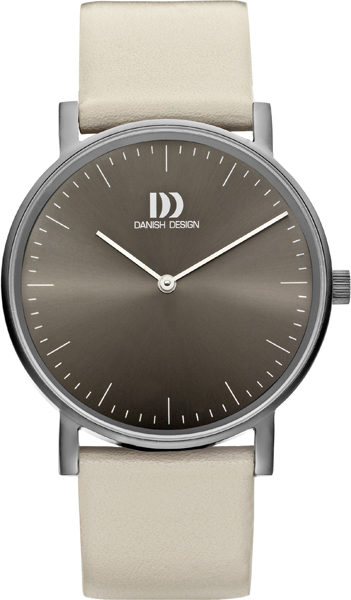 Danish Design Horloge 38 mm staal IV16Q1117