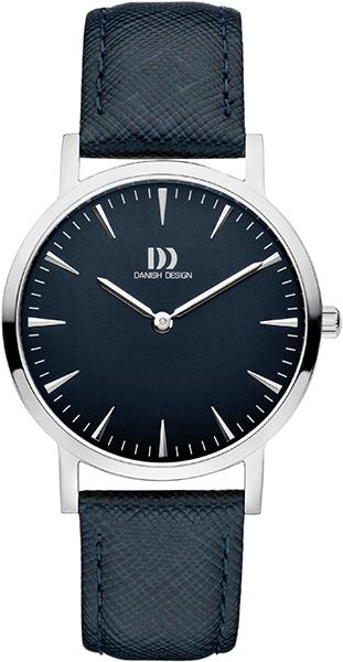 Danish Design Horloge 35 mm Stainless Steel IV22Q1235
