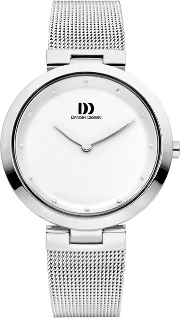Danish Design Horloge 34 mm Stainless Steel IV62Q1163