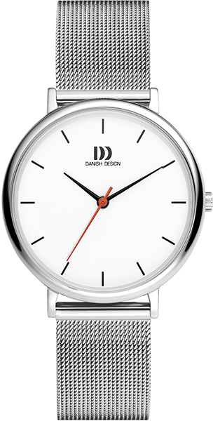 Danish Design Horloge 34 mm Stainless Steel IV62Q1190