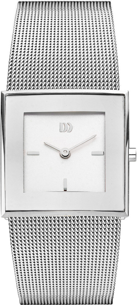 Danish Design Horloge 27/27 mm Stainless Steel IV62Q973